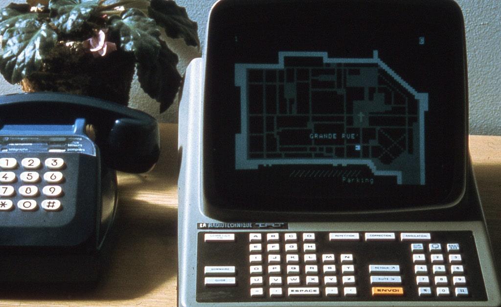 1980 les prémices du minitel